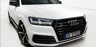 Audi, Q7 Black Edition, Car, SUV, NewsMobile, Mobile, News, India, Auto