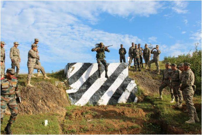 Military Exercise, India, Kazakhstan, Indian Army, NewsMobile, NewsMobile India
