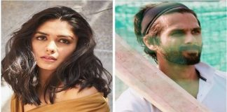 Mrunal Thakur, Shahid Kapoor, NewsMobile, NewsMobile India, Jersey, Movie
