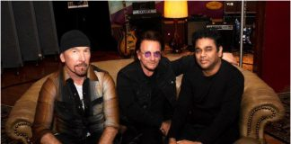 U2, A R Rahman, Ahimsa, Music, Song, NewsMobile, NewsMobile India