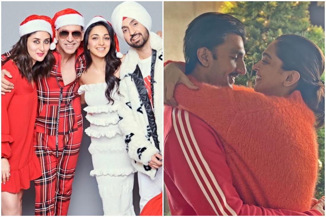 Ranveer Singh, Deepika Padukone, Alia Bhatt, Karan Johar, Christmas, NewsMobile, NewsMobile India