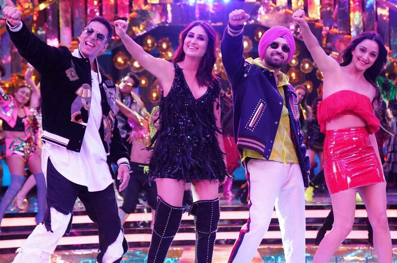 Good Newwz, Akshay Kumar, Kareena Kapoor, Diljit Dosanjh, Kiara Advani, NewsMobile, Kiara Advani,