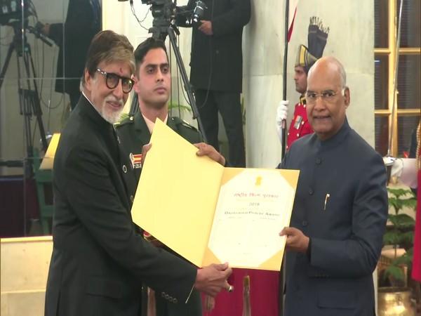 Amitabh Bachchan, Dada Saheb Phalke Award, NewsMobile, NewsMobile India