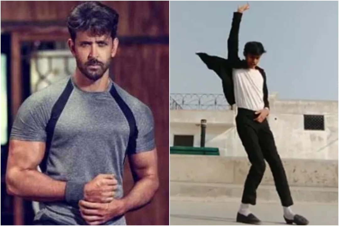 Hrithik Roshan, TikTok dancer, Amitabh Bachchan, Suniel Shetty, Choreographer Remo D'souza,NewsMobile, NewsMobile India