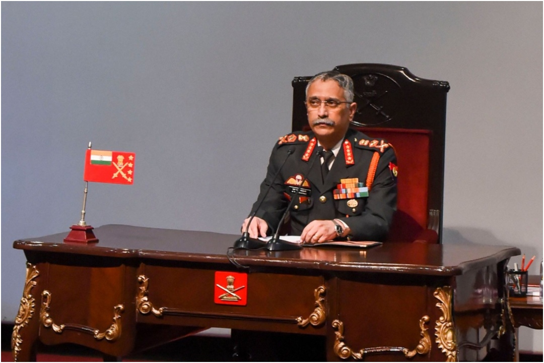 Army Chief Gen Naravane, Nes, Mobile, NewsMobile India, Jammu And Kashmir, COVID19, Pakistan