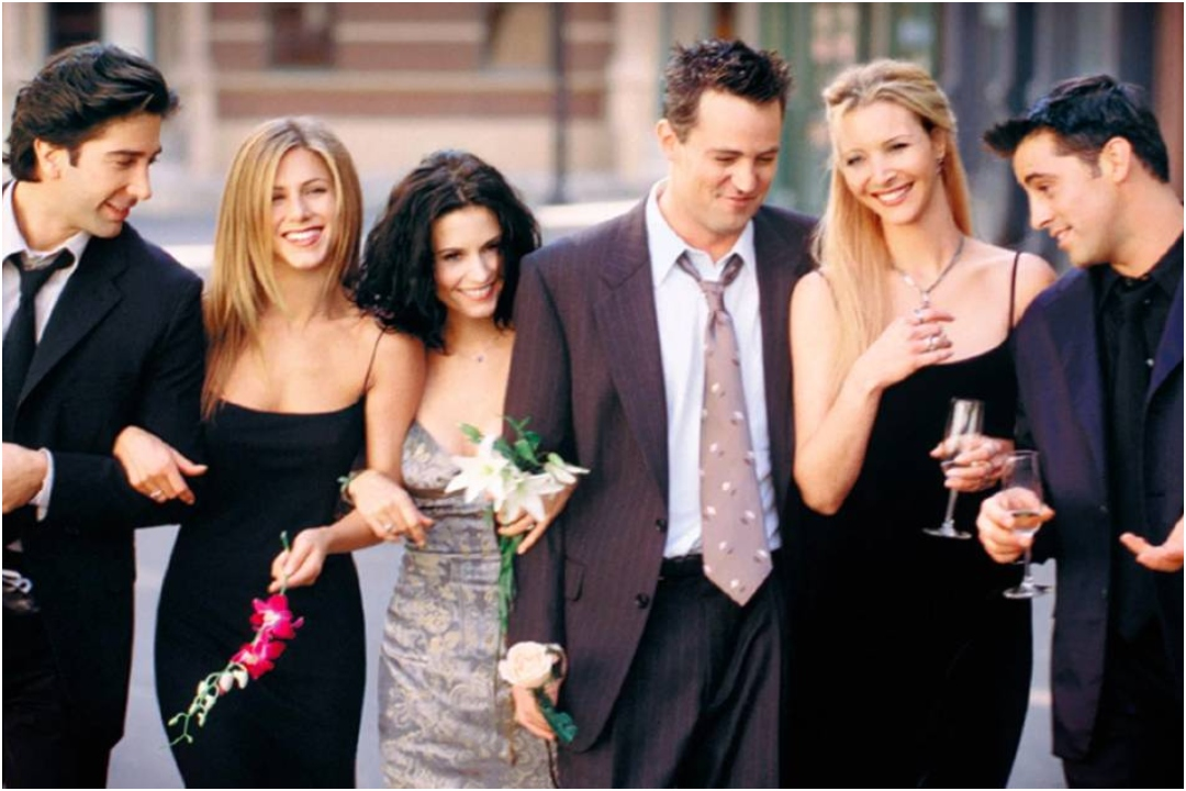 Jennifer Aniston, Courteney Cox, Lisa Kudrow, Matt LeBlanc, Matthew Perry, David Schwimmer, Friends, News, Mobile, India, HBO, Reunion