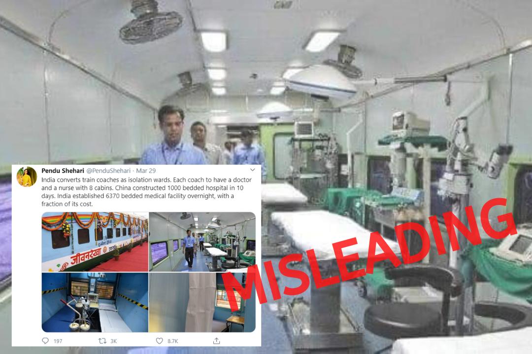 Indian Railways, Piyush Goyal, Fake, News, Fact Check, COVID19, Coronavirus