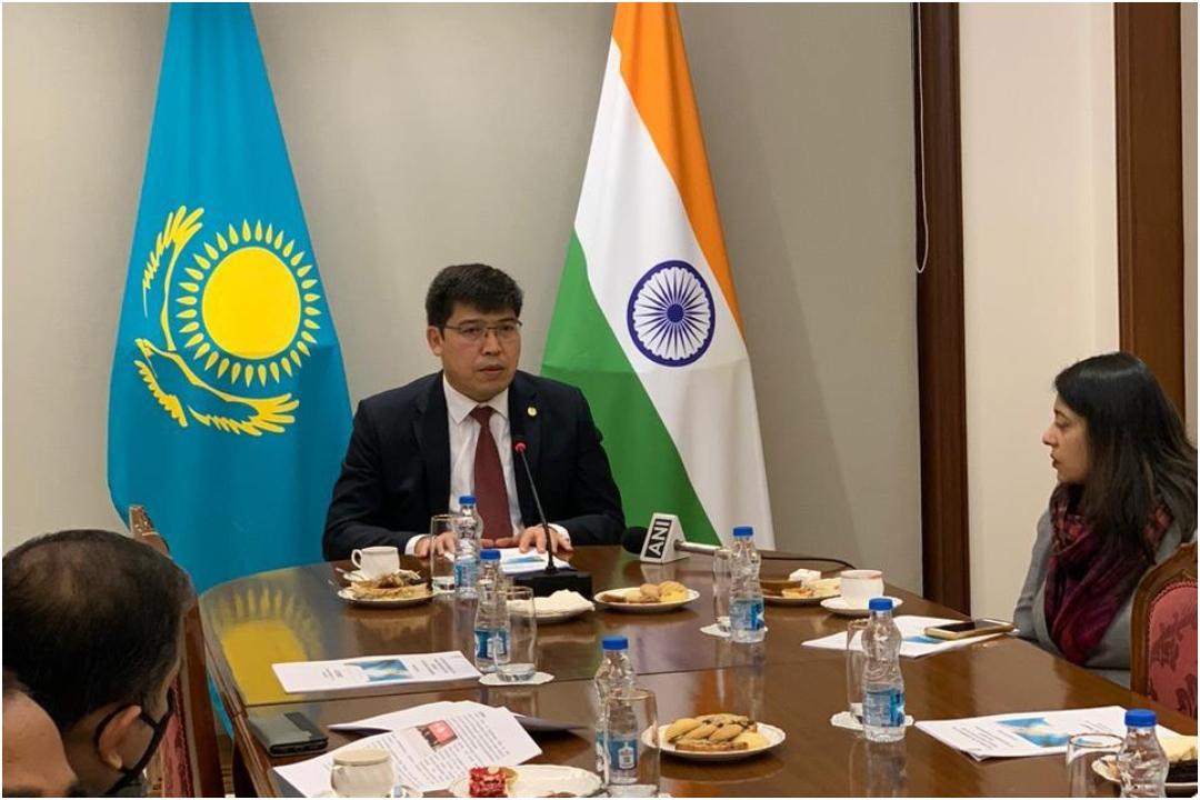 Ambassador of Kazakhstan in India