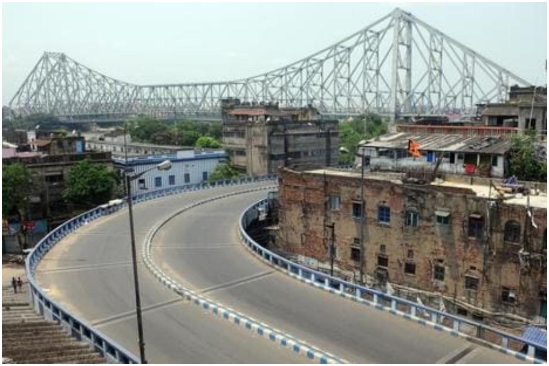 West Bengal, Lockdown, COVID