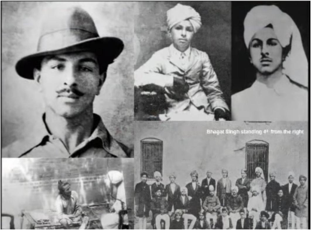 Shaheed Bhagat Singh